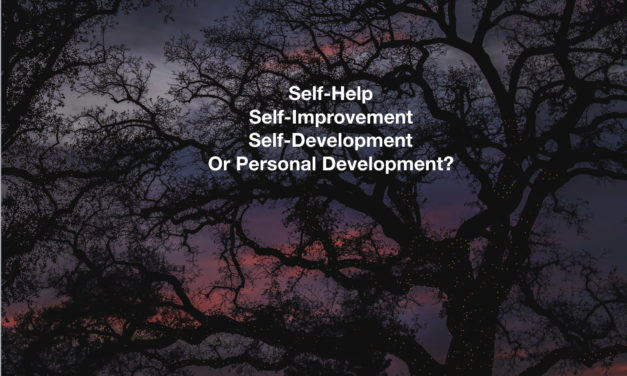 Personal Development Terms