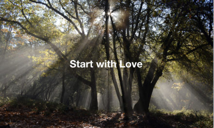 Personal Development Starts with Love